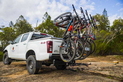 Shingleback Off Road MTB / Bicycle Vertical Rack