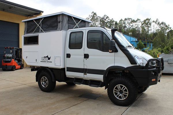 Expedition Dual Cab Motorhomes