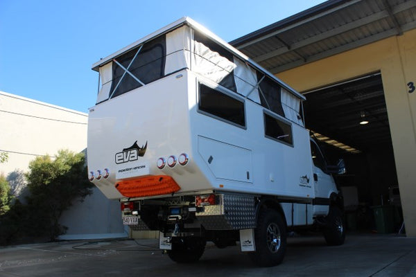 Expedition Single Cab Motorhomes