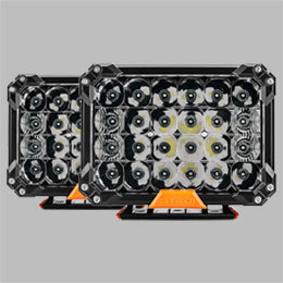 STEDI QUAD PRO LED DRIVING LIGHTS (PAIR)