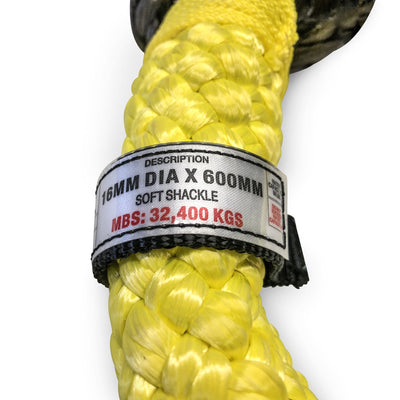 SHERPA SOFT RECOVERY ROPE SHACKLES