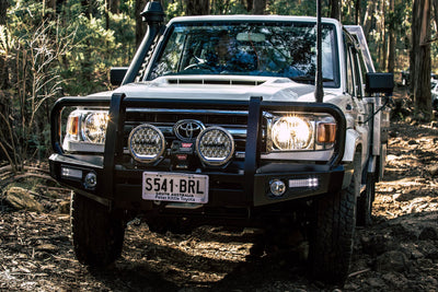 Jungle 4x4 DELUXE BAR LANDCRUISER 79 SERIES