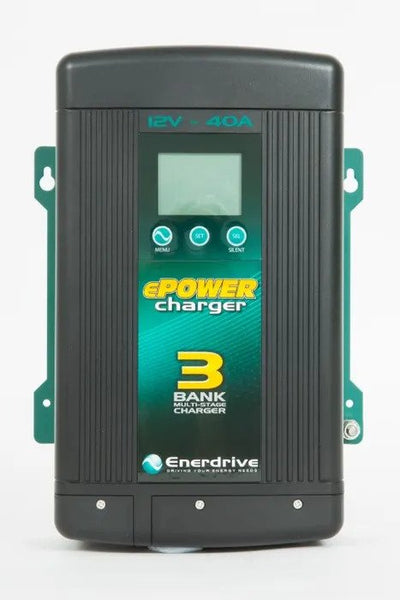 Enerdrive 12V 40A DC2DC+ Battery Charger