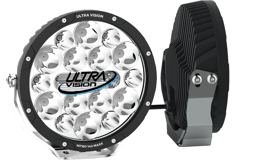 NITRO 140 Maxx LED Driving Light