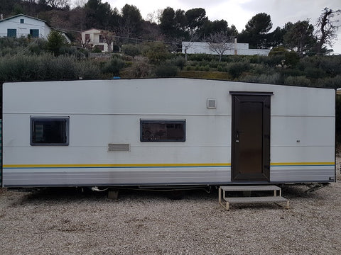 Casa Mobile 7,30 x 3,00 Burstner