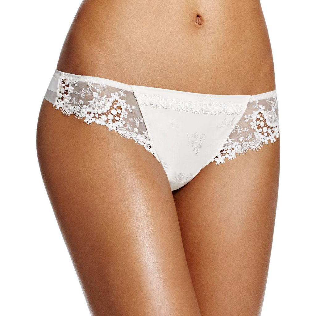 Simone Perele Wish Collection Thong Ivory