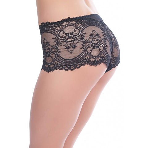Chrystalle Lace Short