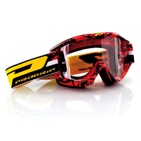 Gafas Progrip OFFROAD TOP LINE LIGHT SENSITIVE 3450
