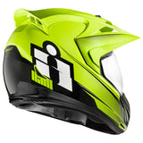 Casco ICON VARIANT DOUBLE STACK HELMET HI-VIZ YELLOW