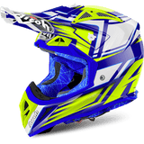 Casco AIROH OFF ROAD Aviator 2.2 Restyle Yellow Gloss