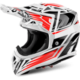 Casco AIROH OFF ROAD Aviator 2.2 Restyle Red Gloss