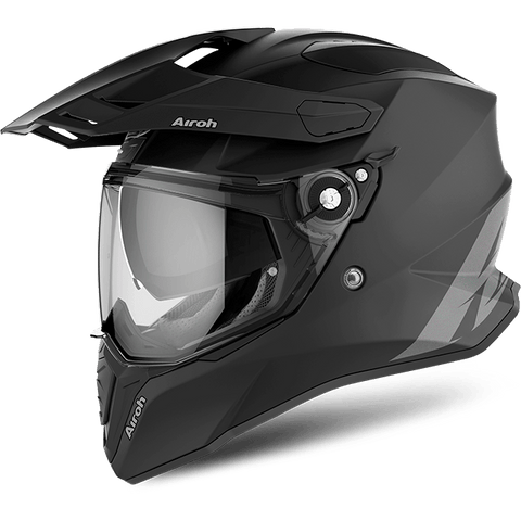 Casco AIROH COMMANDER COLOR BLACK MATT