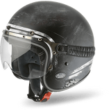 Casco AIROH URBAN JET Garage Raw  Matt