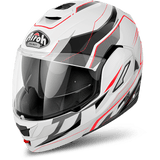 Casco AIROH REV REVOLUTION WHITE GLOSS