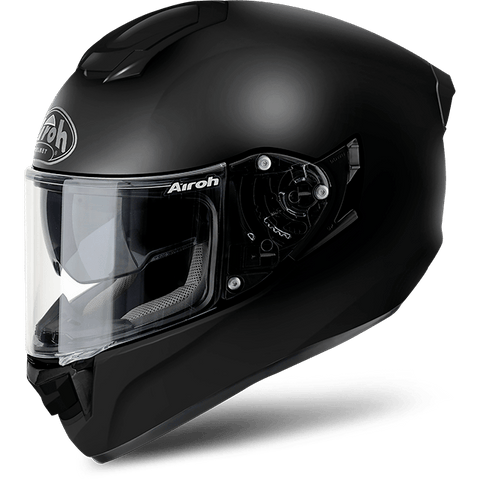 Casco AIROH ST 501 COLOR BLACK MATTE