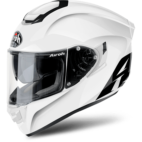 Casco AIROH ST 501 COLOR WHITE GLOSS