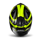 Casco AIROH ST 501 DUDE YELLOW GLOSS