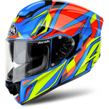 Casco AIROH ST 501 THUNDER BLUE GLOSS