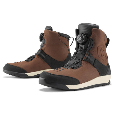 Botas Icon PATROL 2 WP3 RIDING
