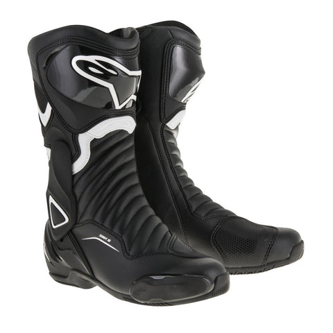 Alpinestars SMX-6 V2 PERFORMANCE BOOTS BLACK-WHITE