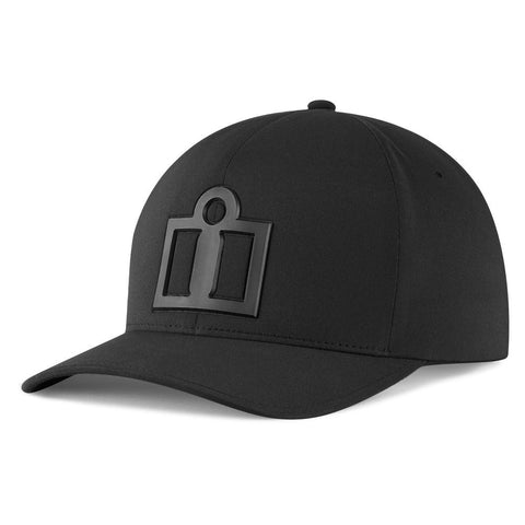 Gorra ICON TECH CURVED BILL HAT BLACK