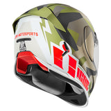Casco ICON AIRFRAME PRO DEPLOYED HELMET MATTE CAMO