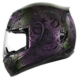 Casco ICON AIRMADA CHANTILLY OPAL  HELMET PURPLE