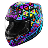 Casco ICON AIRMADA GEORACER HELMET BLACK/MULTI