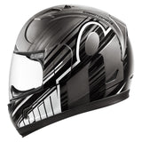 Casco ICON ALLIANCE OVERLORD HELMET BLACK/GRAY