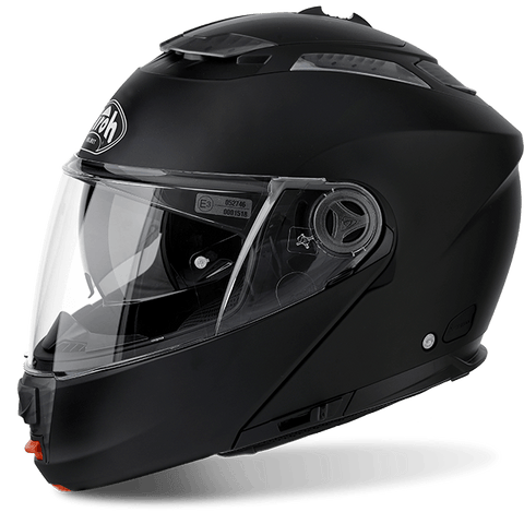 Casco AIROH PHANTOM S COLOR BLACK MATT