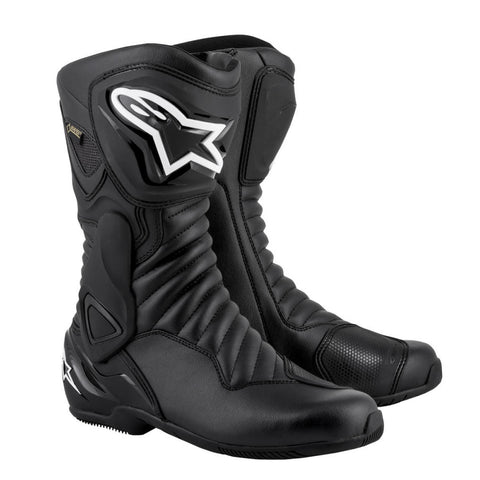Alpinestars SMX-6 V2 GORE-TEX  PERFORMANCE BOOTS BLACK