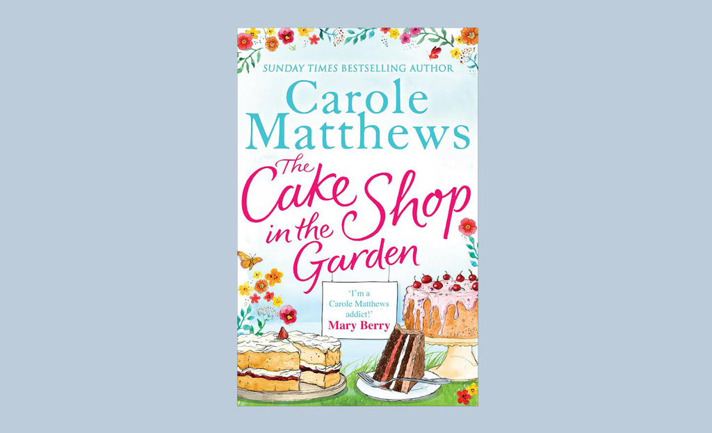 EIGHT QUESTIONS WITH CAROLE MATTHEWS