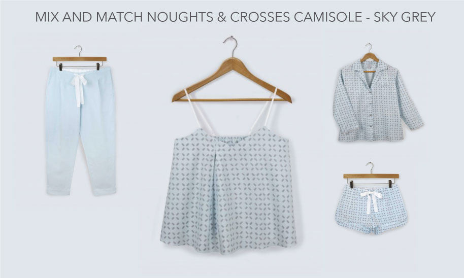 MIX & MATCH - SKY GREY COLLECTION