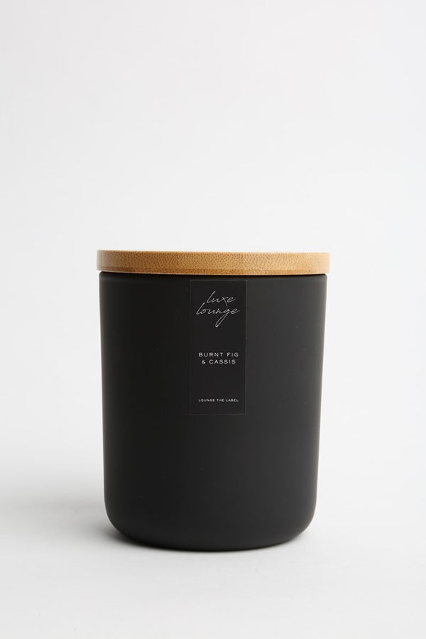 LUXE LOUNGE MED CANDLE