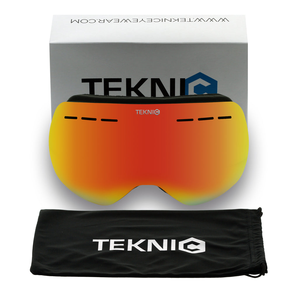 TEKNIC - HX021 Black/Red