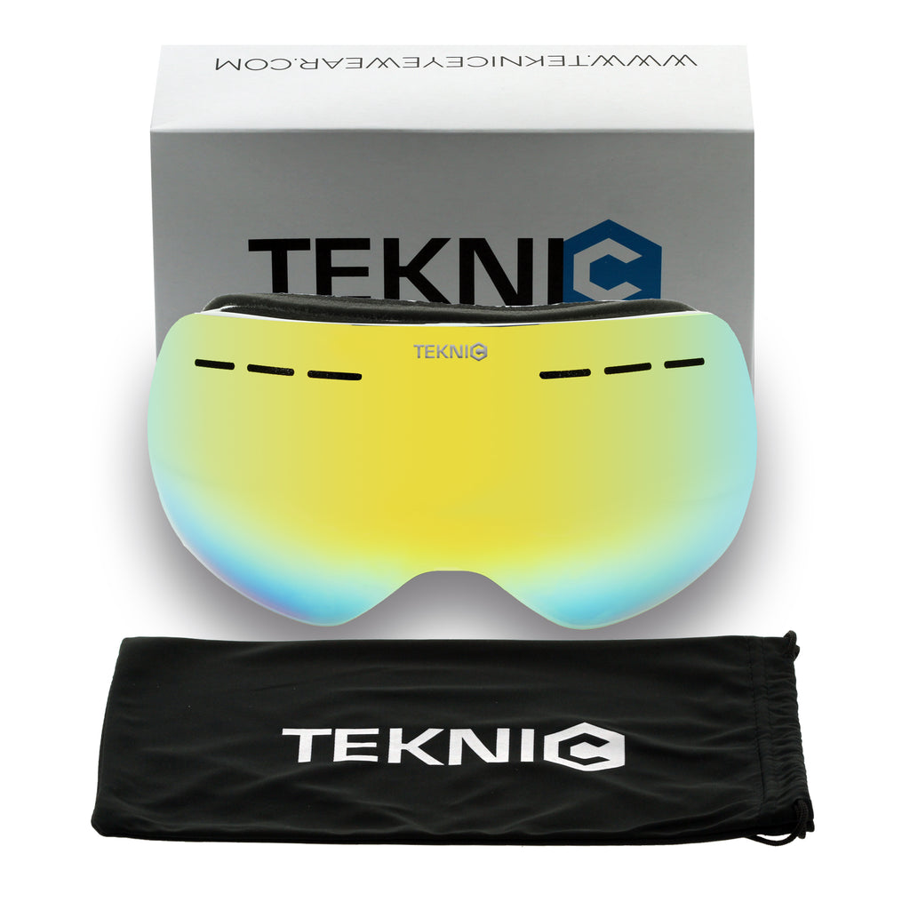 TEKNIC - HX021 White/Gold