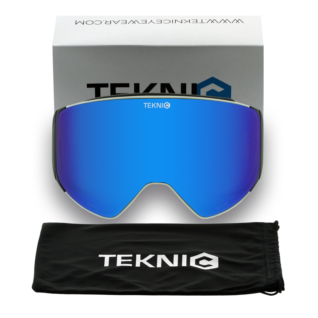 TEKNIC - HX025 White/Blue
