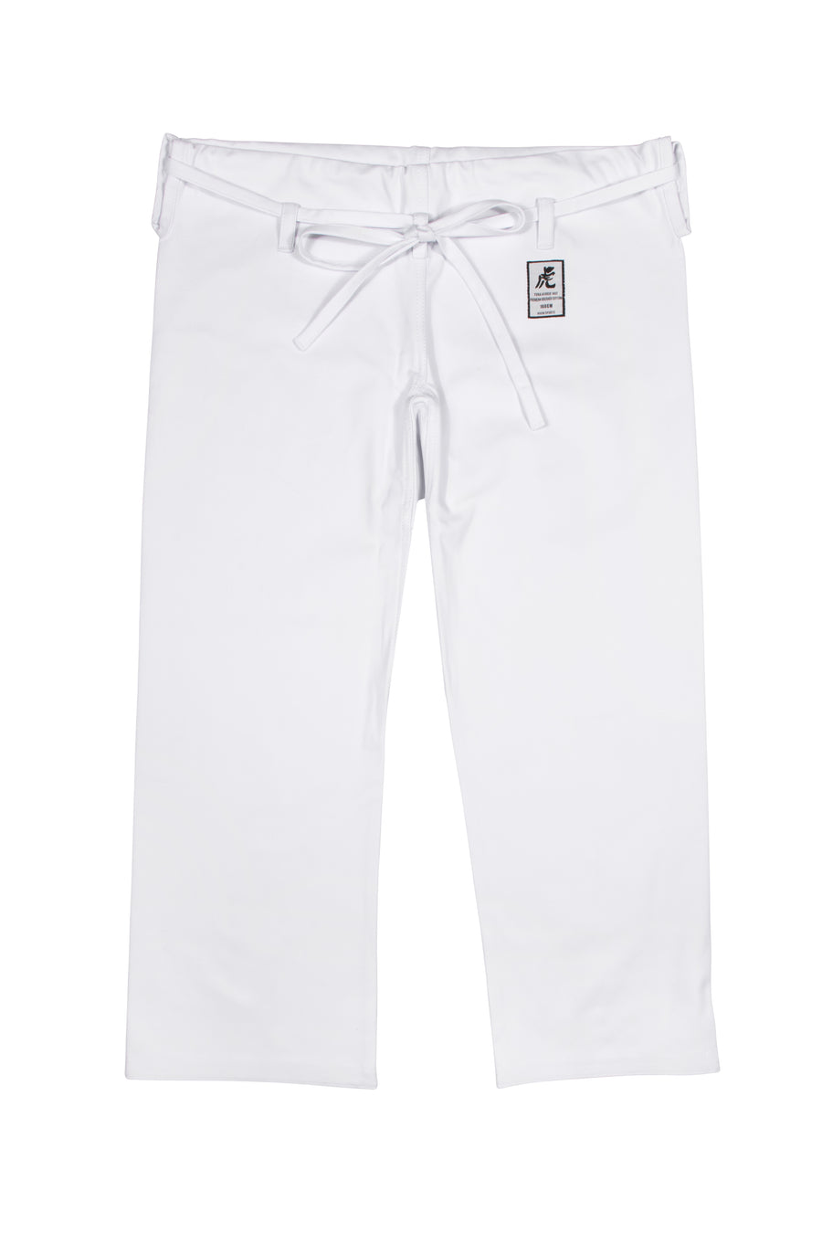 IKKEN Tora Karate Gi Trouser Pants | 14oz Cotton | Japanese Cut | Made To Order