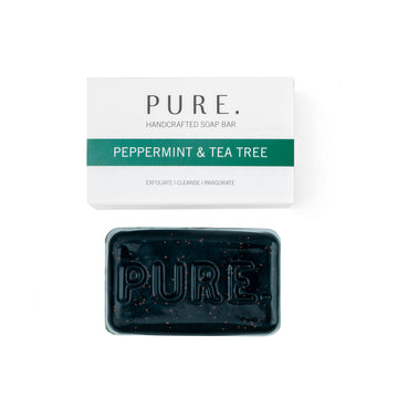 Tea Tree & Peppermint Sports Soap