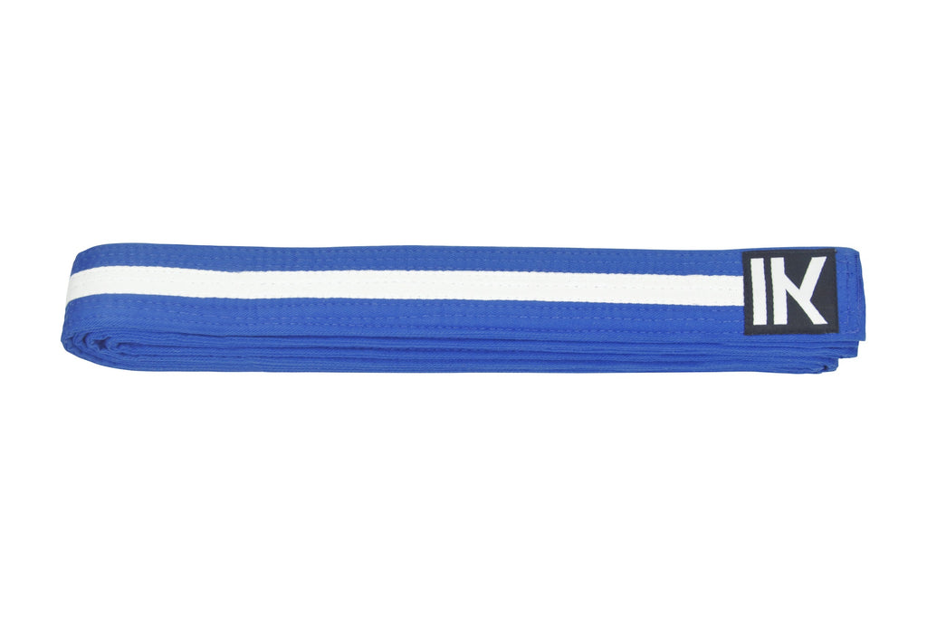 Karate Judo Taekwondo Belts | All Sizes & Colours | Striped