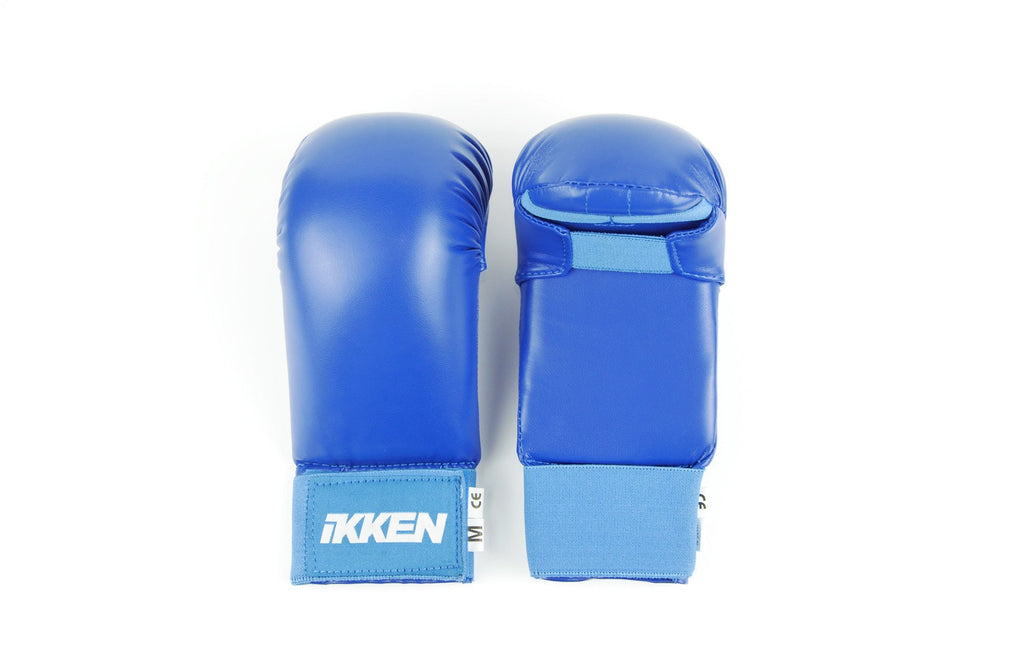 Karate Gloves Mitts | Double Padded | Without Thumbs