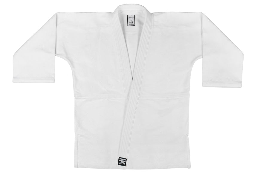 Shoshin K-650 Premium Heavyweight Single Weave Judo Gi | Japanese Fit