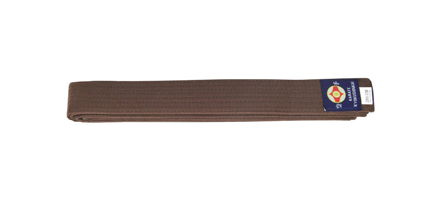 Kyokushin Karate Belts | All Colours & Sizes | 100% Thick Cotton