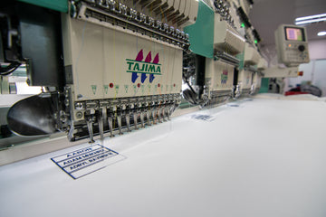 Customized Gi Embroidery