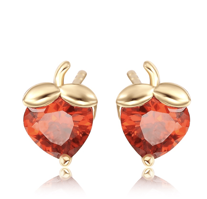 Limited Strawberry Earrings