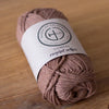 CHIMERA Recycled Cotton Garn - Brun
