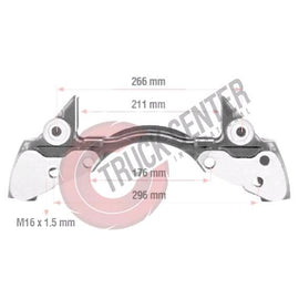 TCK.195.924 Caliper Carrier - Right