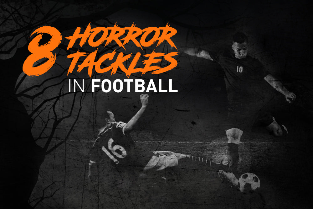 8 Horror Tackles in Football