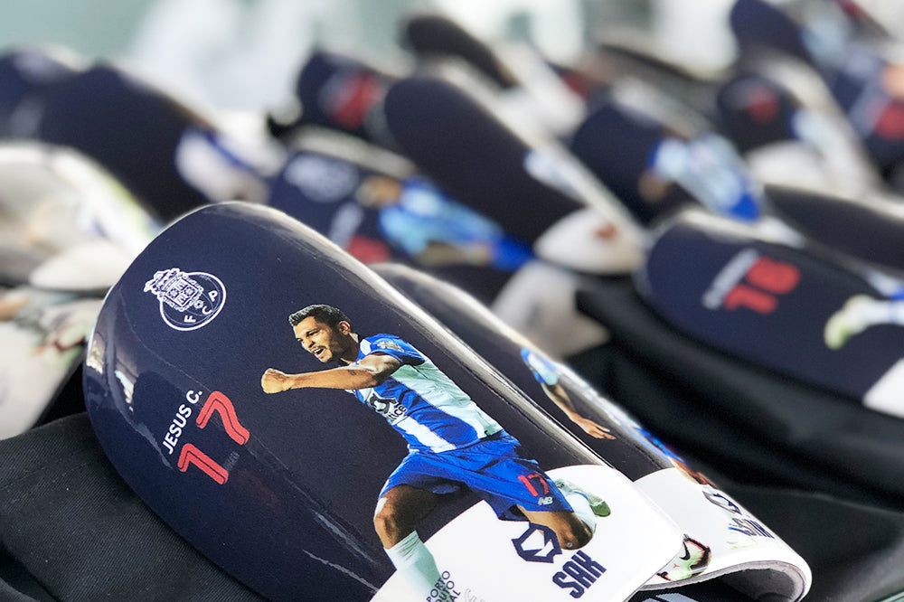 FIVE THINGS TO KNOW ABOUT FC PORTO CHAMPIONS LEAGUE SHIN GUARDS