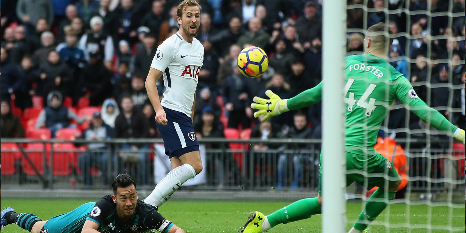 Harry Kane Boxing Day Goal